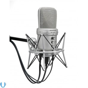 Samson G-Track USB Recording Microphone with Line/Instrument Inputs