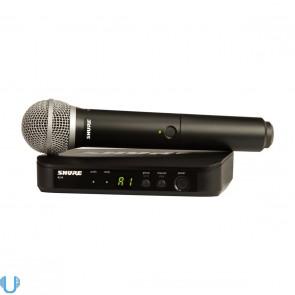 Shure BLX24/PG58 Wireless Mic - H9 Band