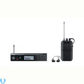 Shure P3TR112GR -J13 Personal Monitor Bundle