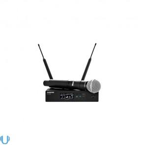 Shure QLXD24/SM58 Wireless Mic
