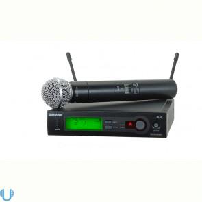 Shure SLX24/SM58 Wireless Mic - G5 Band
