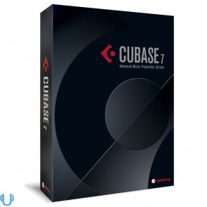 Steinberg Cubase 7.5 with upgrade to Cubase 8 Music Production Software (US Version)