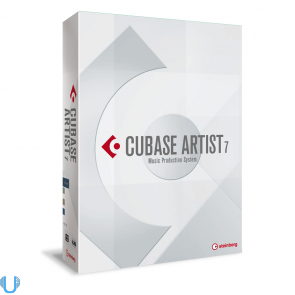 Steinberg Cubase Artist 7 Retail Boxed Music Production Software