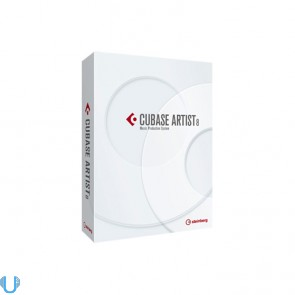 Steinberg Cubase Artist 8 Music Production Software Educational Edition