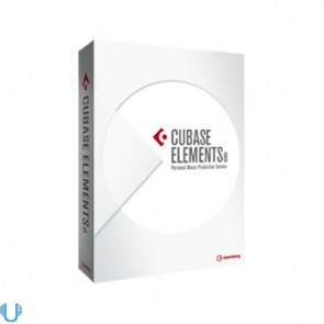 Steinberg Cubase Elements 8 (Educational Software)