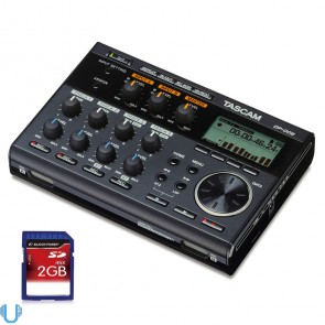 Tascam DP-006 6-Track Digital Recording Station