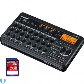 Tascam DP-008EX Portable Multi-Track Recorder