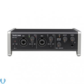 Tascam US-2X2 USB MIDI Audio Interface