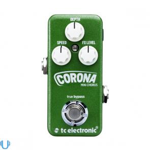 TC Electronic Corona Mini Chorus Guitar Effects Pedal