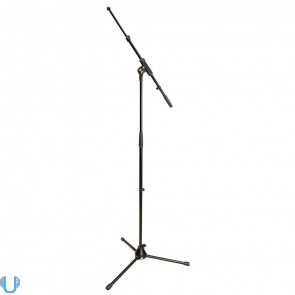 Ultimate Support JamStands JS-MCTB200 Tripod Microphone Stand with Telescoping Boom