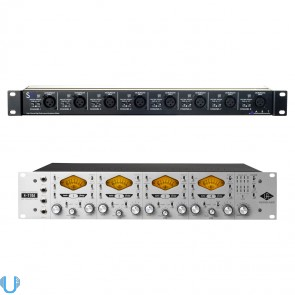 Universal Audio 4-710d - ART S8 2-Way Bundle