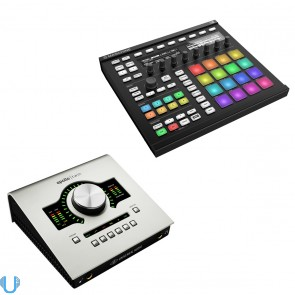 Universal Audio Apollo Twin SOLO - Maschine MK2