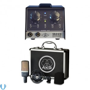 Universal Audio SOLO/610 - AKG C214 Bundle