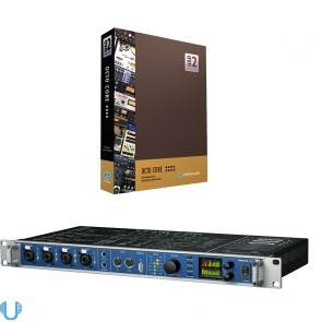 Universal Audio UAD-2 OCTO Core PCIe DSP Accelerator - RME Fireface UFX