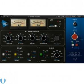 Waves API 2500 Processor Plugin (Digital Download)