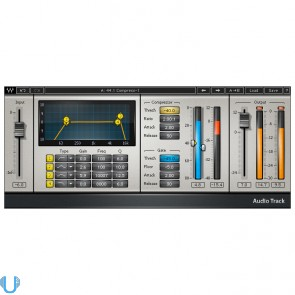 Waves AudioTrack Channel Strip Plugin (Digital Download)