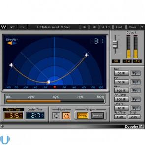 Waves Doppler Plugin (Digital Download)
