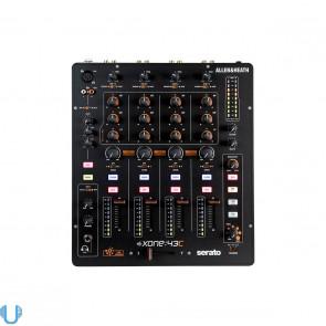 Allen & Heath Xone 43C 4+1 Channel DJ Mixer with Soundcard