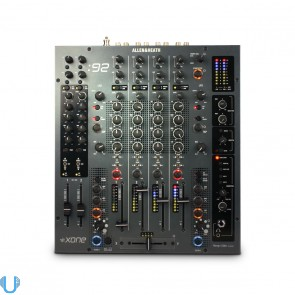 Allen & Heath Xone:92 Professional 6 Channel Club/DJ Mixer